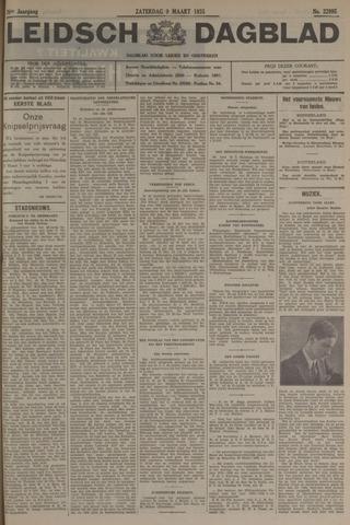 Leidsch Dagblad 1935-03-09