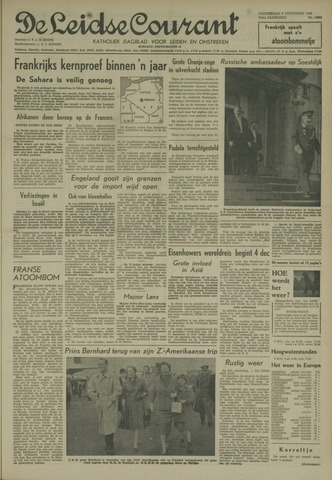 Leidse Courant 1959-11-05