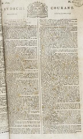 Leydse Courant 1832