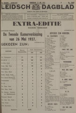 Leidsch Dagblad 1937-05-27