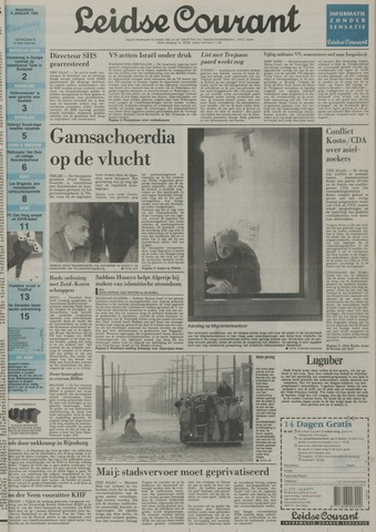 Leidse Courant 1992-01-06