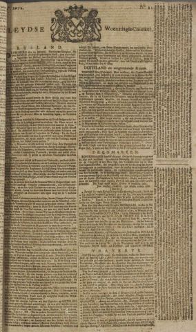 Leydse Courant 1772-02-19