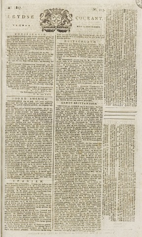 Leydse Courant 1817-09-19