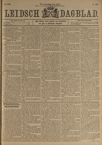 Leidsch Dagblad 1897-07-14