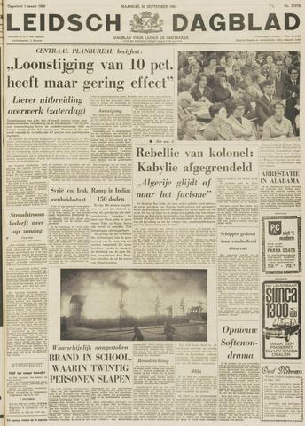 Leidsch Dagblad 1963-09-30