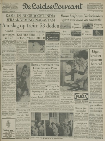Leidse Courant 1966-04-21