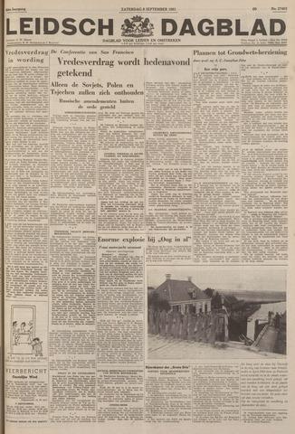Leidsch Dagblad 1951-09-08