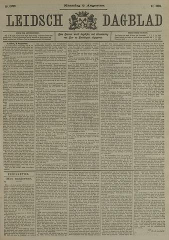 Leidsch Dagblad 1909-08-02