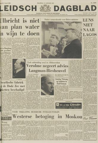 Leidsch Dagblad 1970-01-19