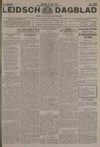 Leidsch Dagblad 1937-05-21