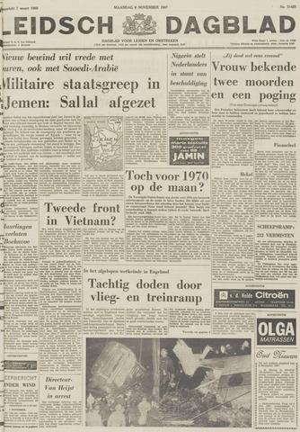 Leidsch Dagblad 1967-11-06