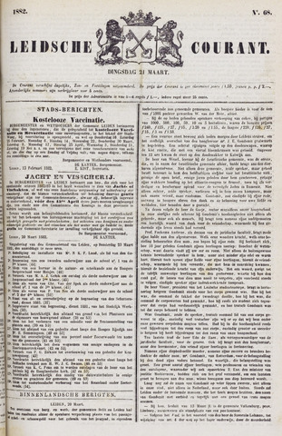 Leydse Courant 1882-03-21