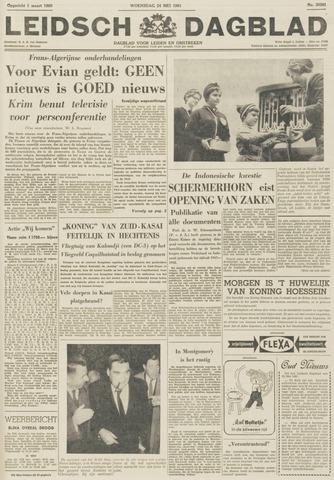 Leidsch Dagblad 1961-05-24