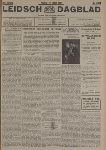 Leidsch Dagblad 1937-03-19