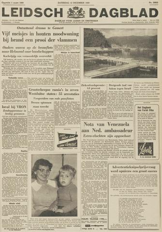 Leidsch Dagblad 1959-12-12