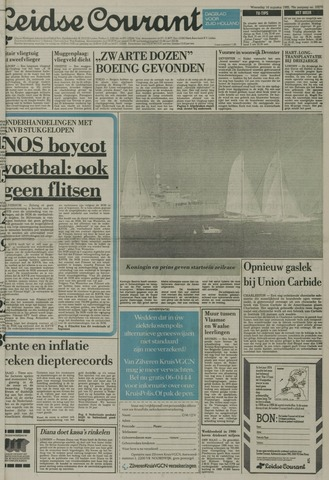 Leidse Courant 1985-08-14