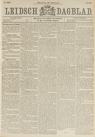 Leidsch Dagblad 1894-01-27