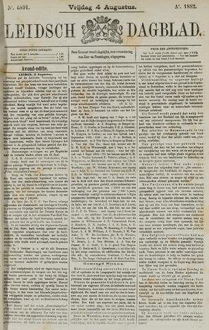 Leidsch Dagblad 1882-08-04