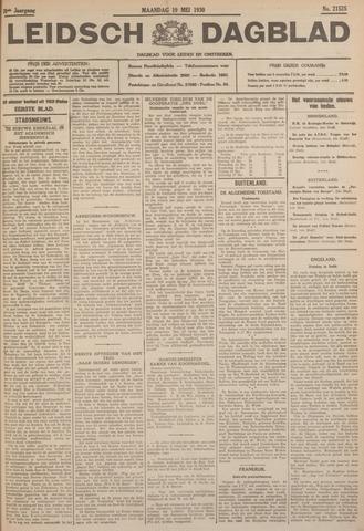 Leidsch Dagblad 1930-05-19