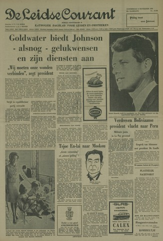 Leidse Courant 1964-11-05