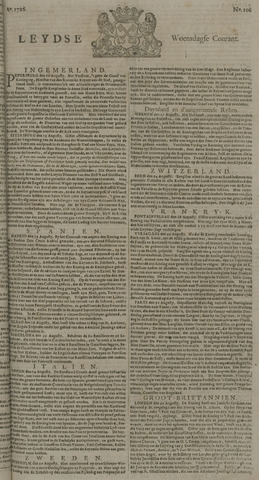 Leydse Courant 1726-09-04