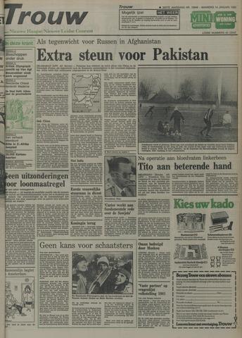Nieuwe Leidsche Courant 1980-01-14