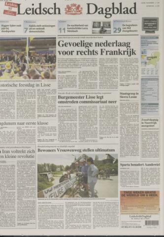 Leidsch Dagblad 1997-05-26