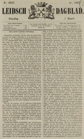 Leidsch Dagblad 1867-03-05
