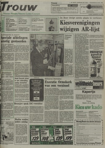 Nieuwe Leidsche Courant 1980-05-08
