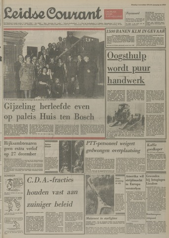 Leidse Courant 1974-11-05