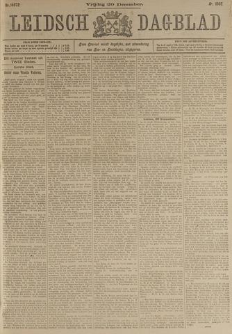 Leidsch Dagblad 1907-12-20