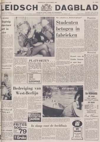 Leidsch Dagblad 1968-11-14