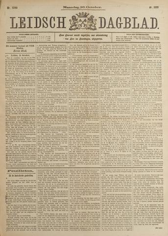 Leidsch Dagblad 1899-10-16