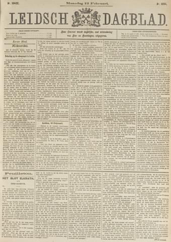 Leidsch Dagblad 1894-02-12
