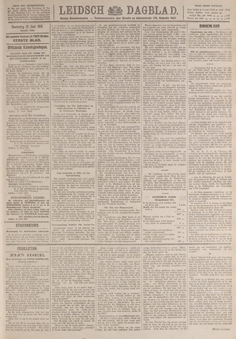 Leidsch Dagblad 1919-06-12
