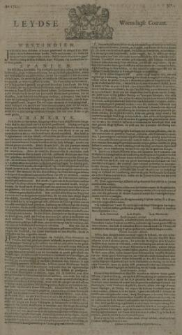 Leydse Courant 1726