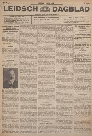 Leidsch Dagblad 1930-04-01
