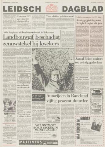 Leidsch Dagblad 1990-04-05