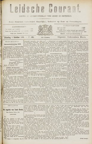 Leydse Courant 1889-10-01