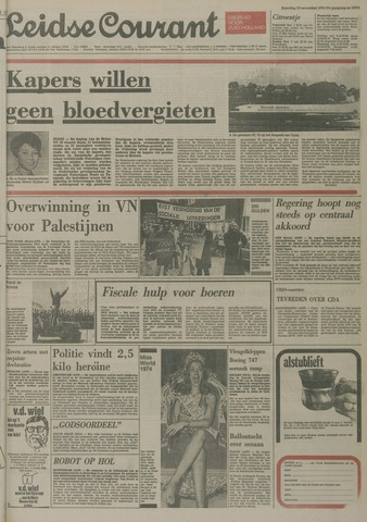 Leidse Courant 1974-11-23