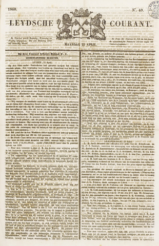 Leydse Courant 1860-04-23