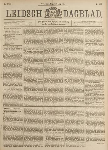 Leidsch Dagblad 1899-04-19