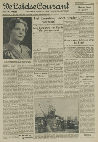 Leidse Courant 1951-04-27