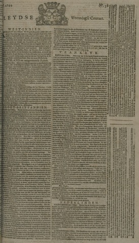 Leydse Courant 1744-05-13