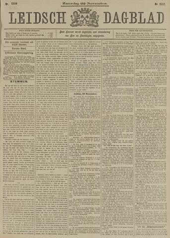 Leidsch Dagblad 1902-11-22