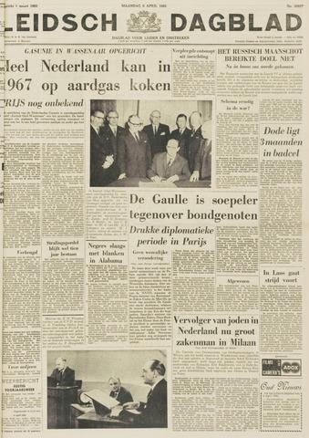 Leidsch Dagblad 1963-04-08