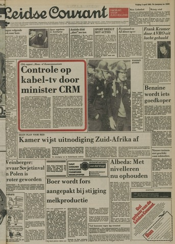Leidse Courant 1981-04-03