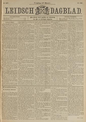 Leidsch Dagblad 1896-03-27