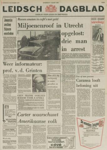Leidsch Dagblad 1977-11-08