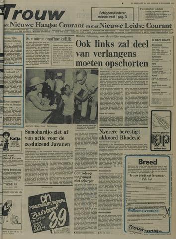 Nieuwe Leidsche Courant 1975-11-25